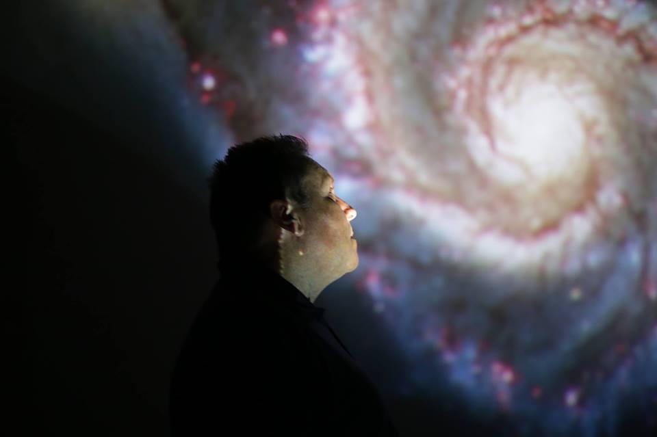 Dark Sky Wales Planetarium Show @ Pontyclun Rugby Club
