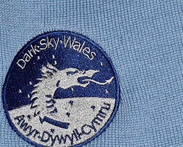 Dark-Sky-Wales-stargazing-astronomy-night-photography-beanie-hat-detail-BLUE